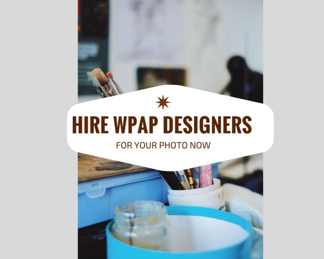 hire wpap designers