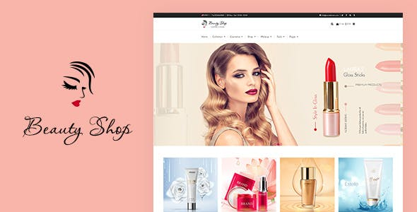 Shopify Beauty Template