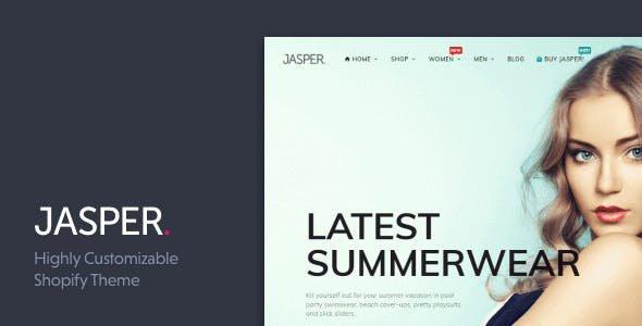 Shopify Jasper Theme