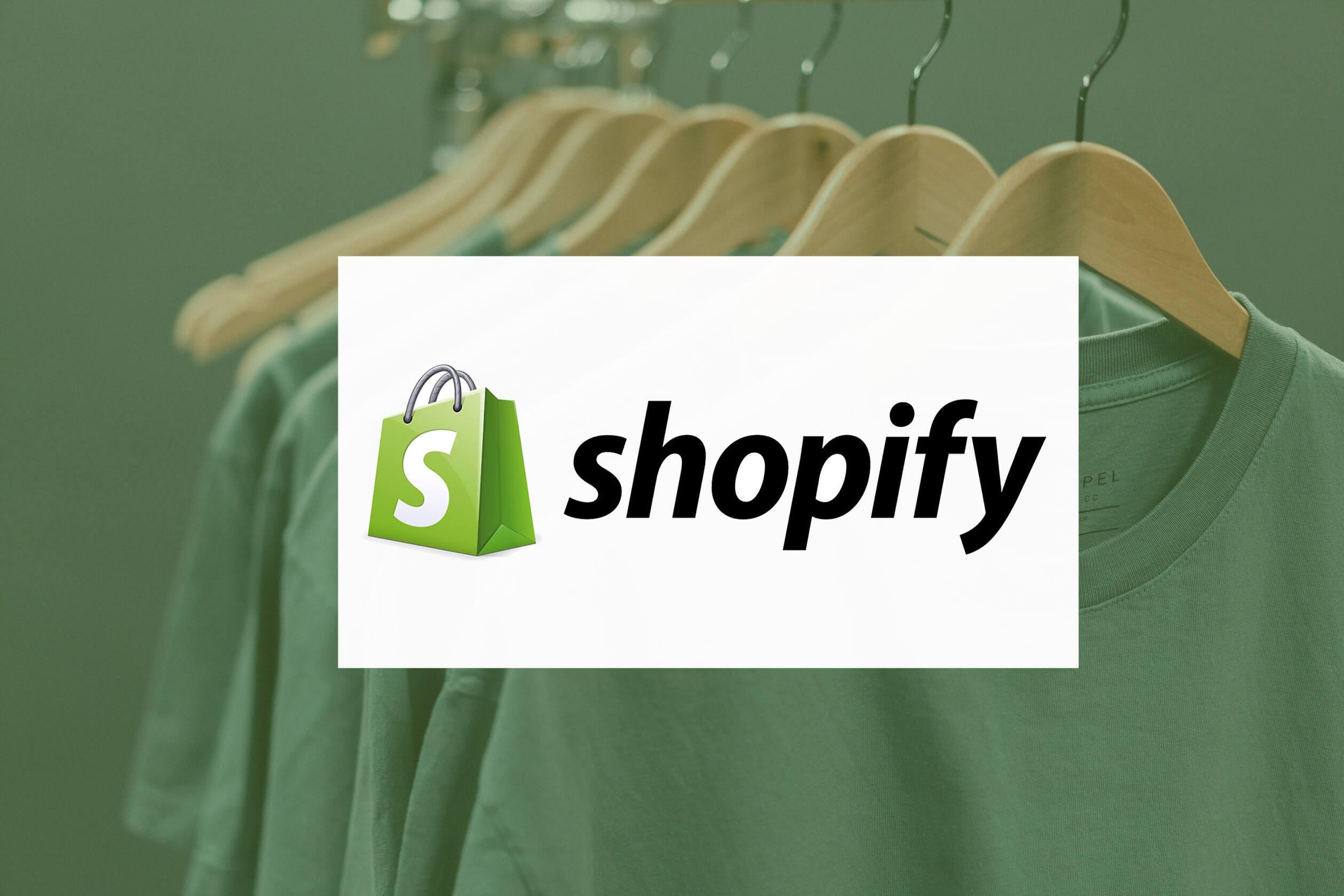 Select a proper Shopify template