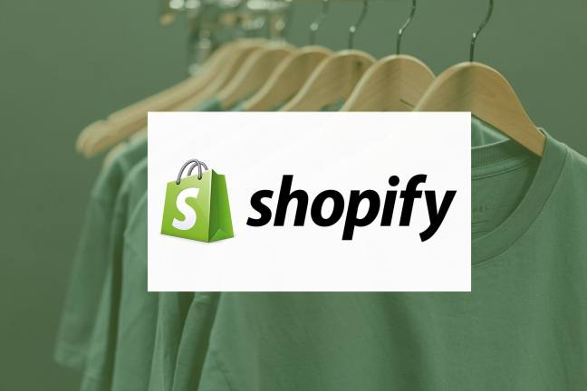 Select a proper Shopify template