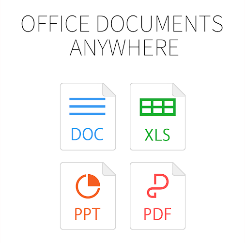 WPS office DOC XLS PPT PDF