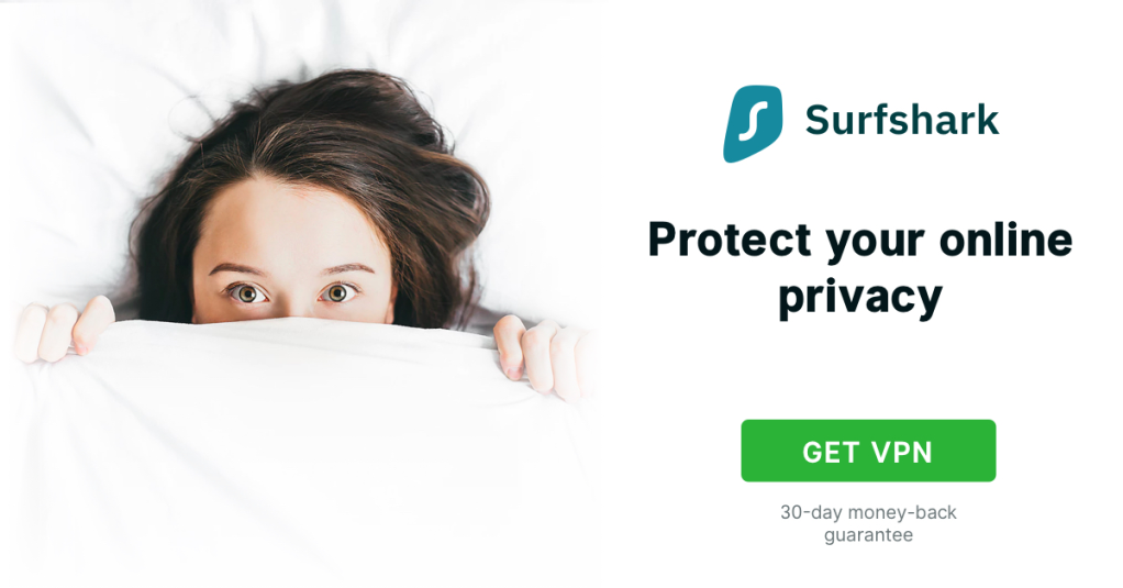 Surfshark VPN Coupon license